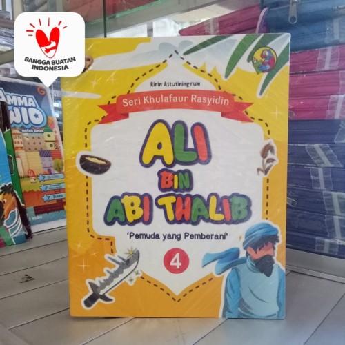 Foto Produk Buku cerita Seri Khulafaur Rasyidin Ali Bin Abi Thalib - Sahabat Nabi dari ALIDA