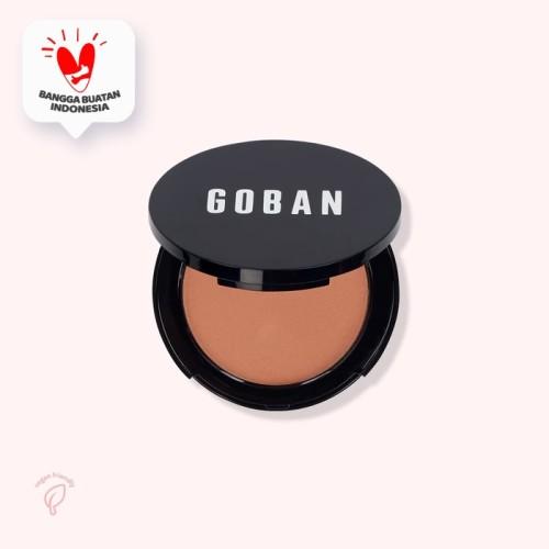 Foto Produk Goban Sunkissed Blushing Powder Guava dari Goban Cosmetics