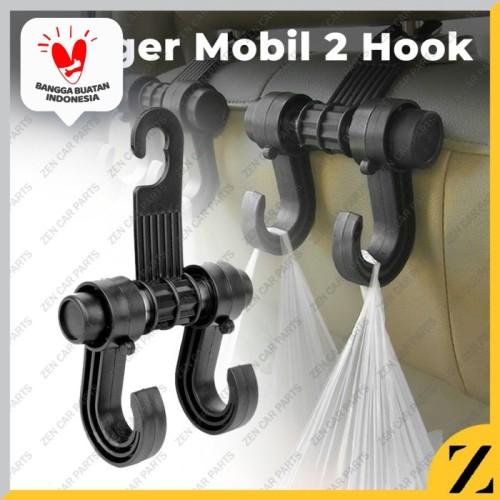 Foto Produk HANGER MOBIL gantungan mobil car hanger barang HOOK I013 dari Zen Car Parts