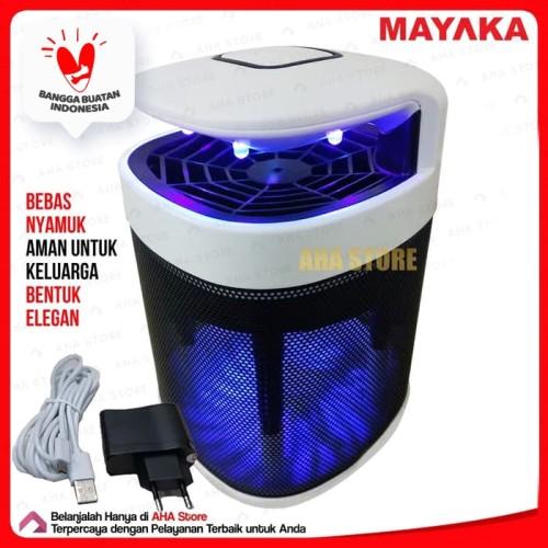 Foto Produk Mayaka Perangkap nyamuk Elektrik MK-062L.FS dari AHA Store Official