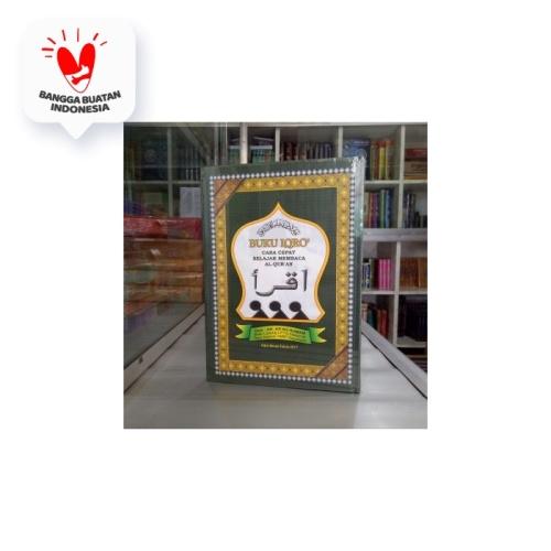 Foto Produk Buku IQRO Bendel Besar HVS hard cover dari ALIDA