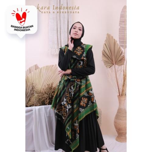 Foto Produk Dress Tenun Ikat Etnik Sabrina Dakara Indonesia dari Dakara Indonesia