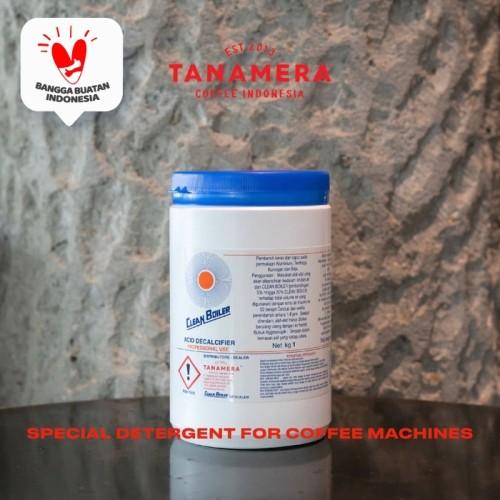 Foto Produk Bubuk Pembersih Alumunium, Tembaga, Tanamera Coffee Boiler Cleaner dari Tanamera Coffee