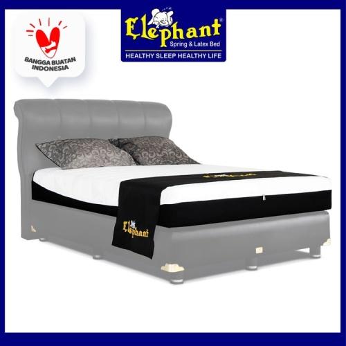 Foto Produk Springbed Non Per / Kasur / Full Natural Latex Bed 99% - 180 x 200 x 25 dari Elephant Springbed