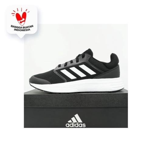 Foto Produk Sepatu Running/Lari Adidas Galaxy 5 Core Black FW5717 Original BNIB dari KING OF DRIBBLE