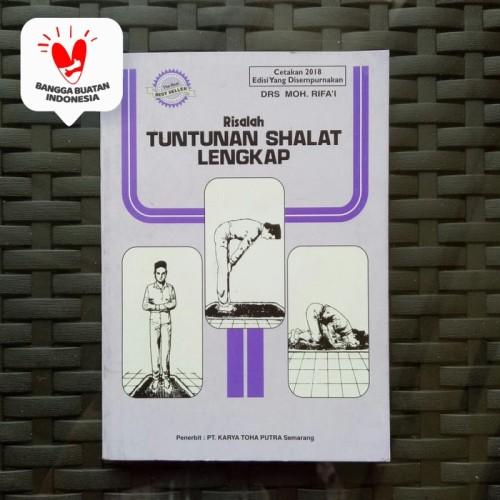 Foto Produk Buku Tuntunan Shalat Lengkap, Panduan / Praktek Sholat kertas HVS dari ALIDA