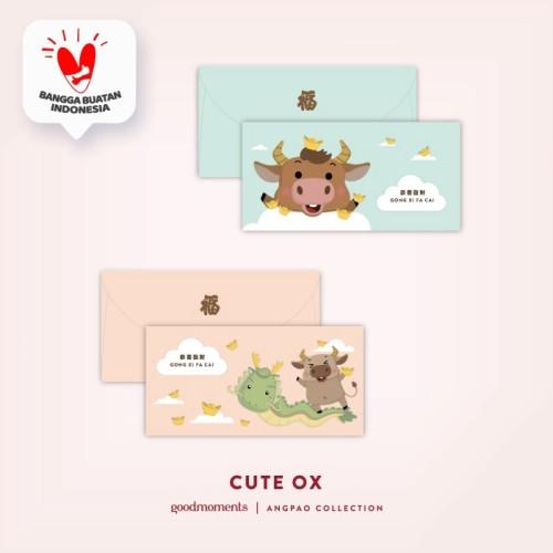 Foto Produk Cute Ox Angpao (1pack 10pcs) dari Insight Unlimited