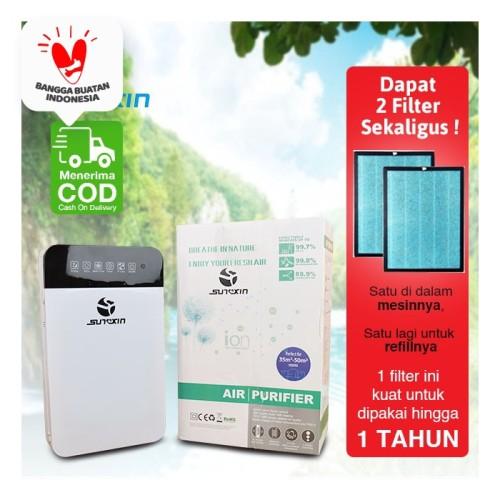 Foto Produk Sunxin Air Purifier Penjernih Udara Ruangan Rumah dari SUNXIN