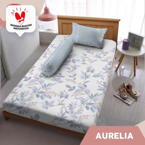 Foto Produk Kintakun Sprei DLuxe Single Size Uk. 120x200 cm - Aurelia dari Home-klik