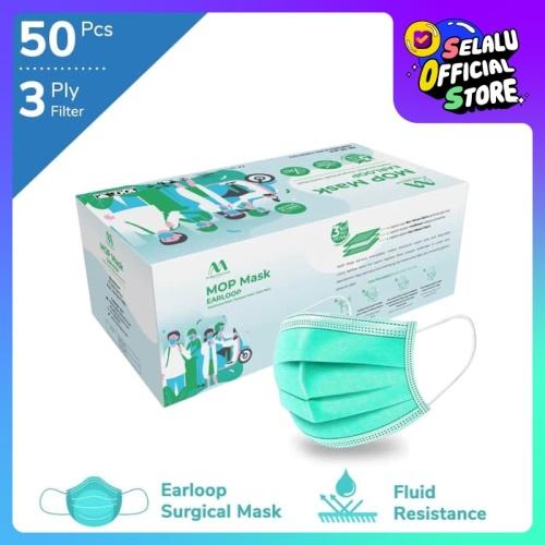 Foto Produk Masker Medis Multi One Plus - 3 Lapis Surgical Bedah - H dari Pusat Bahan Kesehatan
