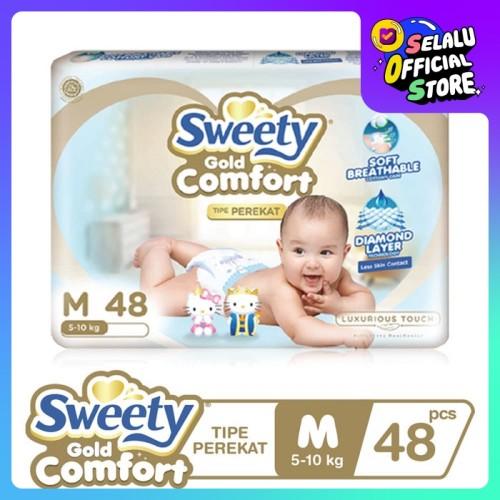 Foto Produk Sweety Gold Comfort M 48s dari Sweety Indonesia