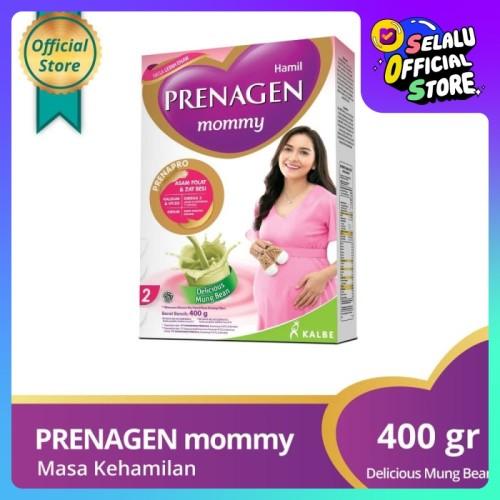 Foto Produk Prenagen Mommy Kacang Hijau 400gr dari Prenagen World Official