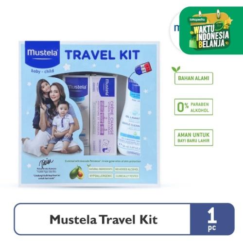 Foto Produk Mustela Travel Kit dari Mustela Indonesia