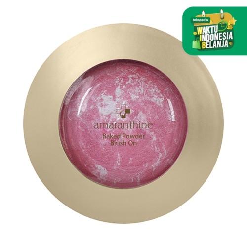 Foto Produk Amaranthine Baked Powder Blush On - Alluring Pink dari AmaranthineOfficial