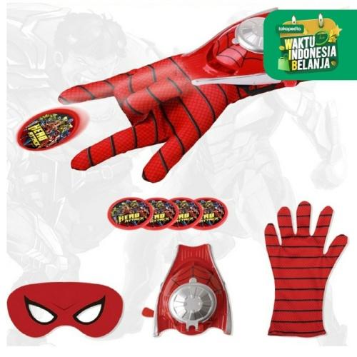 Foto Produk Mainan Tembak Spiderman dari Tokoid88