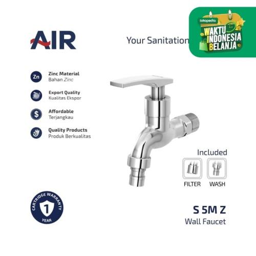 Foto Produk AIR Kran Air Keran Tembok Wall Faucet S 5M Z dari AER Sanitary Indonesia