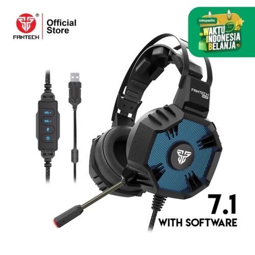 Foto Produk Fantech HEXAGON 7.1 HG21 Headset Gaming RGB dari Fantech Official Store