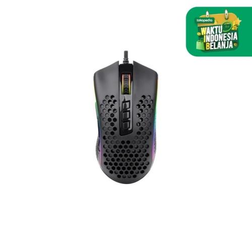 Foto Produk Redragon Gaming Mouse RGB STORM - M808-RGB - Hitam dari REDRAGON INDONESIA