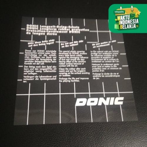 Foto Produk Donic Rubber Protector pelindung karet pingpong dari ASTA SPORT DONIC STORE