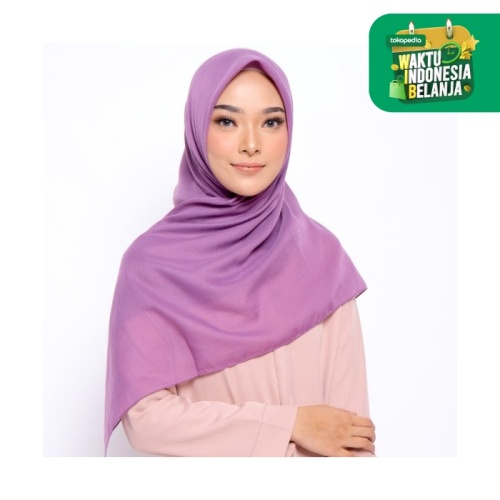 Foto Produk ZM Zaskia Mecca - Sadi Berry Hijab Kerudung Segi Empat dari Zaskia Mecca Official