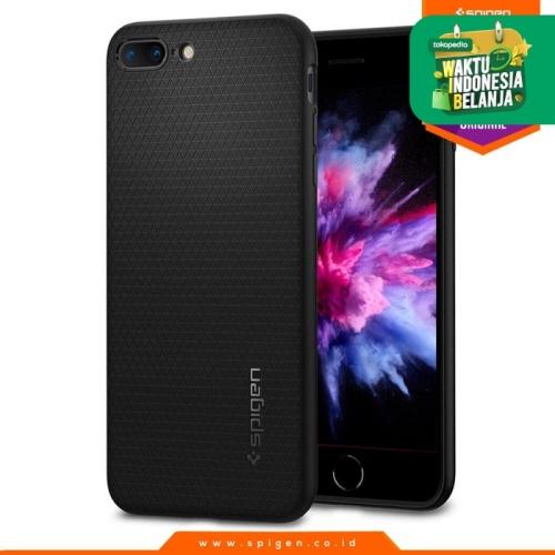 Foto Produk Spigen Liquid Armor Case for iPhone 7 Plus / iPhone 8 Plus - Black dari Spigen Official