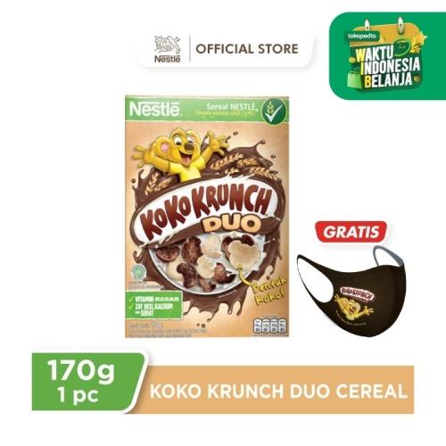 Foto Produk Nestlé KOKO KRUNCH DUO Cereal Box 170g dari Nestle Indonesia