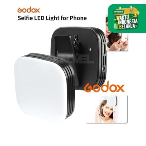 Foto Produk LED GODOX M32 portableVideo Light Photo Handphone Selfie dari cameraindo