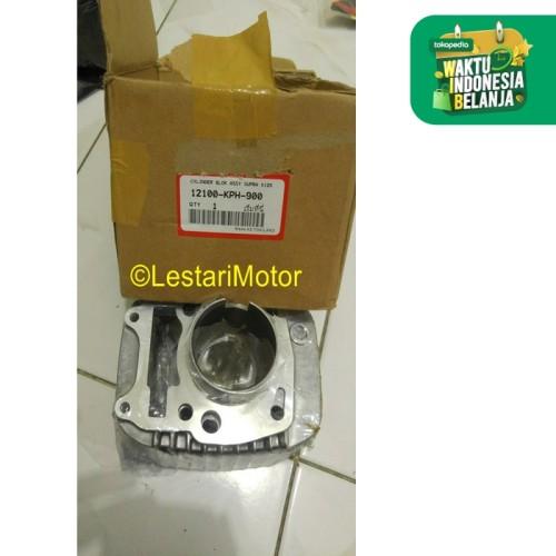 Foto Produk Blok Seher Karisma/Supra X 125/FI Made in Thailan Komplit dari Lestari Motor 2