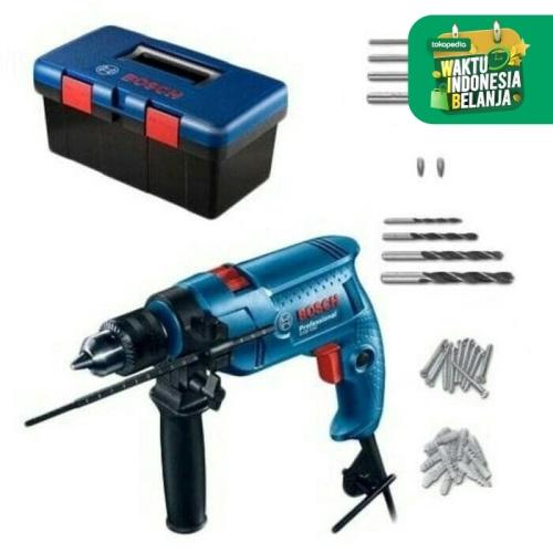 Foto Produk Bosch GSB 550 Freedom Kit dari Bosch Official Store