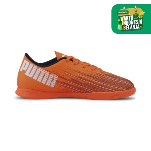 Foto Produk Puma Ultra 4.1 IT Jr Shocking Orange Football Shoes-10610401 - 2 dari Puma Official Store