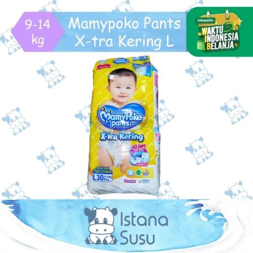 Foto Produk MamyPoko Pants X-tra Kering L 30 dari Istana Susu