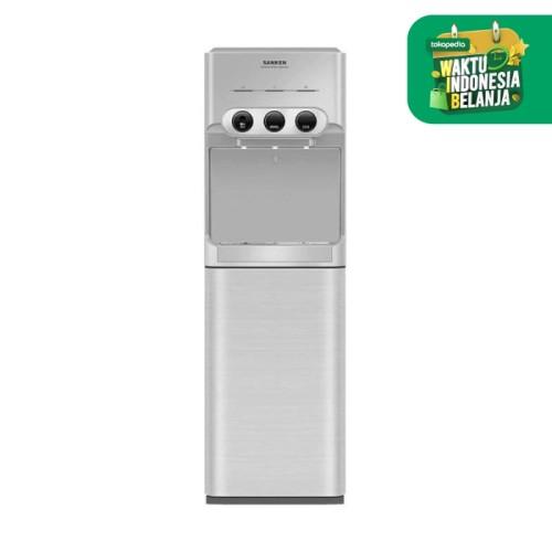 Foto Produk Sanken Water Dispenser - Galon Bawah - HWD-C538 - Silver dari Homewaresku