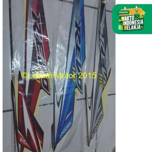 Foto Produk Striping Lis/Stiker Motor Revo Abs 2009 Kw Super(Pilih warna) dari Lestari Motor 2