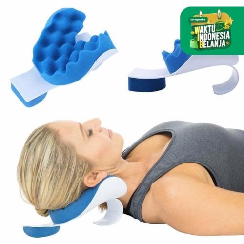 Foto Produk Bantal Capek Sakit Tulang Leher Kepala Punggung Relax NecK Revitalizer dari lbagstore