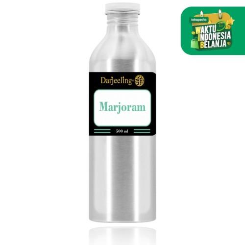 Foto Produk 500ml Marjoram Essential Oil Minyak Marjoram 100% Murni dari Darjeeling Store