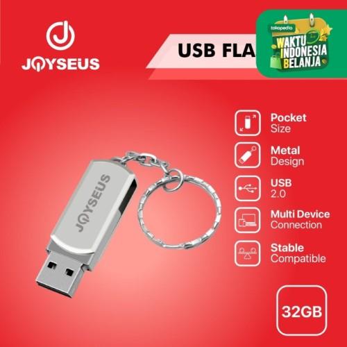 Foto Produk JOYSEUS flashdisk 32 GB usb 2.0 Pen Drive 2.0 - OT0025 dari Joyseus Official Store