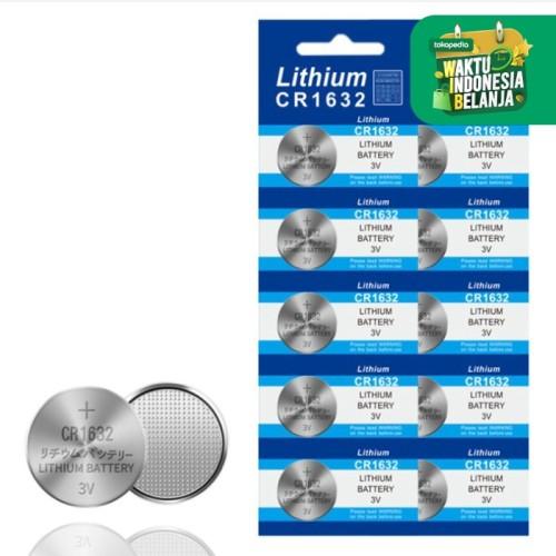 Foto Produk Baterai Batere Kancing / Button Cell CR1632 LM1632 BR1632 ECR1632 dari ParagonJaya