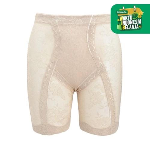 Foto Produk Celana Korset Wanita You've 9975 - Cokelat, L dari You've Official Store