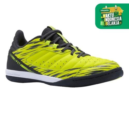 Foto Produk Sepatu Futsal Vinyl Eskudo F500 Anak Kuning Decathlon - 8497843 - 29 dari Decathlon Indonesia
