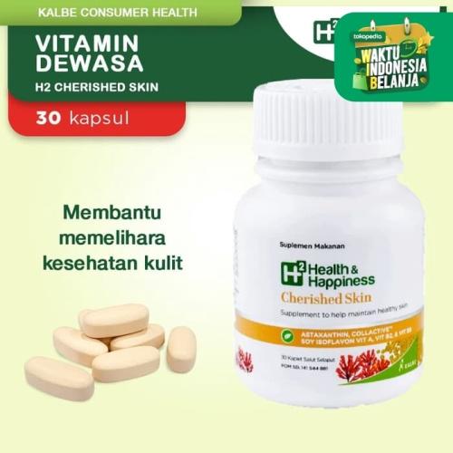 Foto Produk H2 Cherised Skin dari Kalbe Consumer Health
