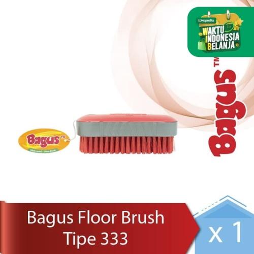 Foto Produk Bagus Sikat Lantai (Floor Brush) Tipe 333 dari Bagus Official Store