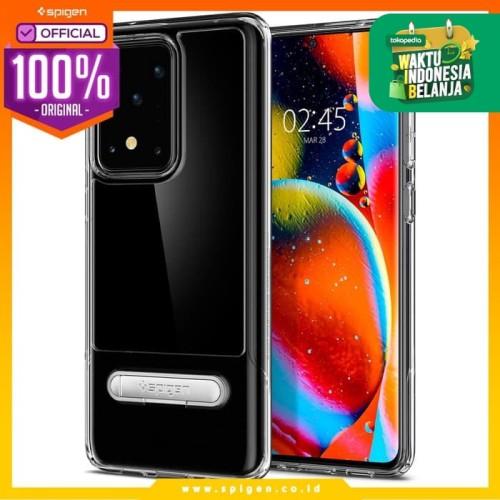 Foto Produk Case Samsung Galaxy S20 Ultra / Plus / S20 Spigen Slim Armor Essential - S20 Ultra dari Spigen Official