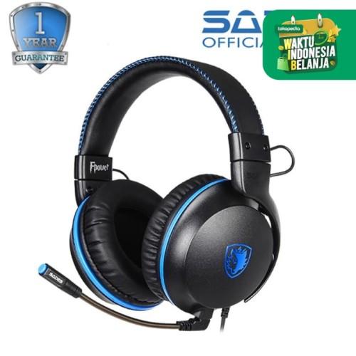 Foto Produk Sades Fpower Stereo Multi-Platform Gaming Headset dari Sades Official Store
