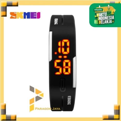 Foto Produk Jam Tangan Gelang Pria / Wanita LED SKMEI 1099 Original - Hitam dari ParagonJaya