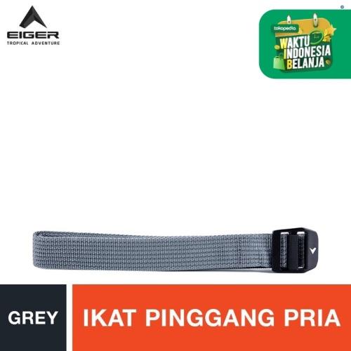 Foto Produk Eiger Conveyor MR Belt - Grey M dari Eigerindo Store