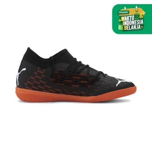 Foto Produk Puma Men Future 6.3 Netfit IT Black Football Shoes-10619301 - 10.5 dari Puma Official Store