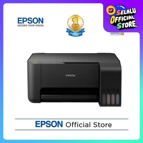 Foto Produk Epson Printer L3110 Print Scan Copy - Hitam dari Epson Official