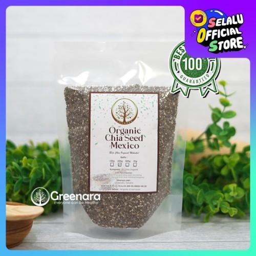 Foto Produk Chia Seed Mexico Organic 250gr dari Greenara