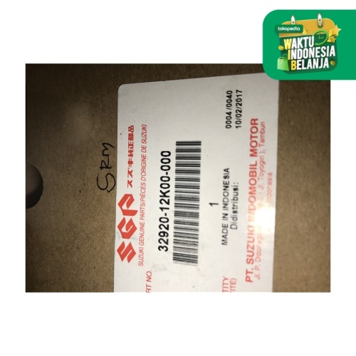 Foto Produk Cdi Satria Fu 150 Injeksi SGP dari Lestari Motor 2
