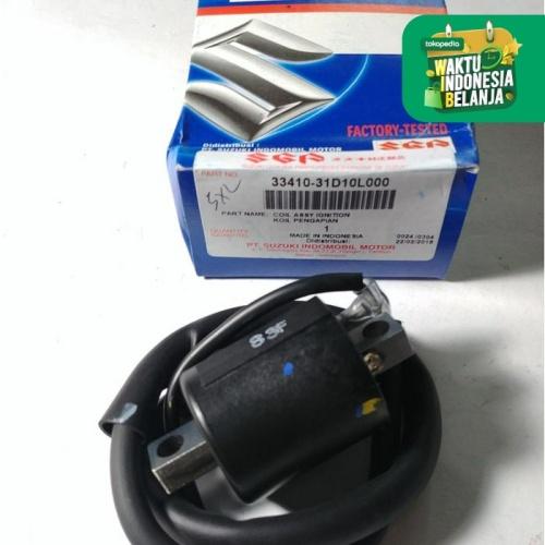Foto Produk Coil Koil Satria Lumba 2 Tak Original Suzuki dari Lestari Motor 2